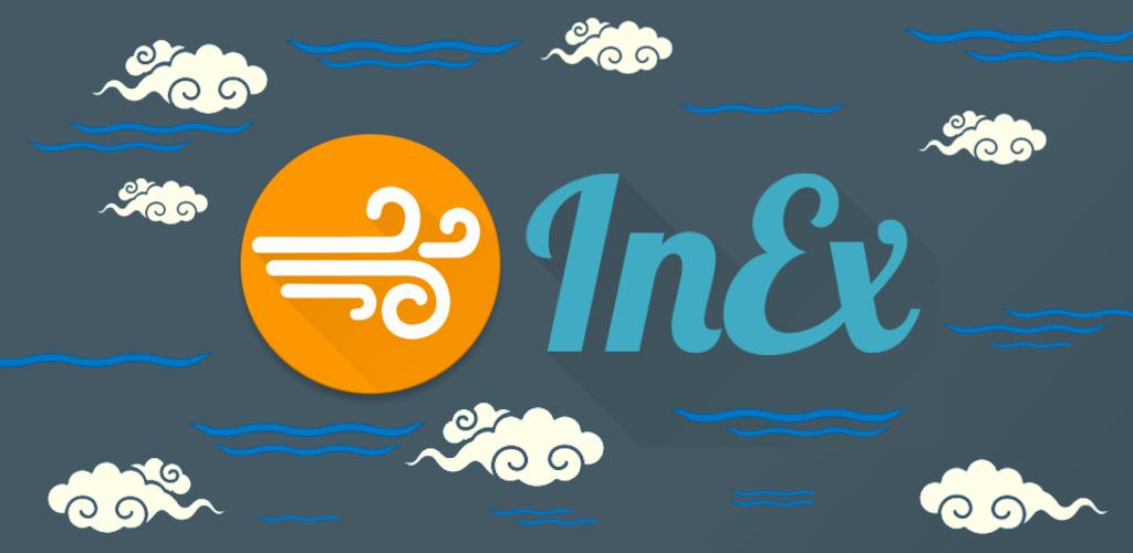 InEx Android app