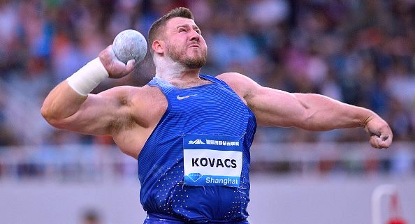 Kovacs shot put
